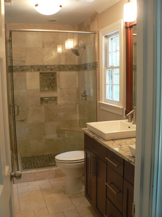 Bathroom contractor clermont fl bathroom remodel and - Pictures of remodeled small bathrooms ...
